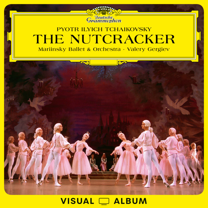 Mariinsky & Gergiev - Tchaikovsky: The Nutcracker EV Cover