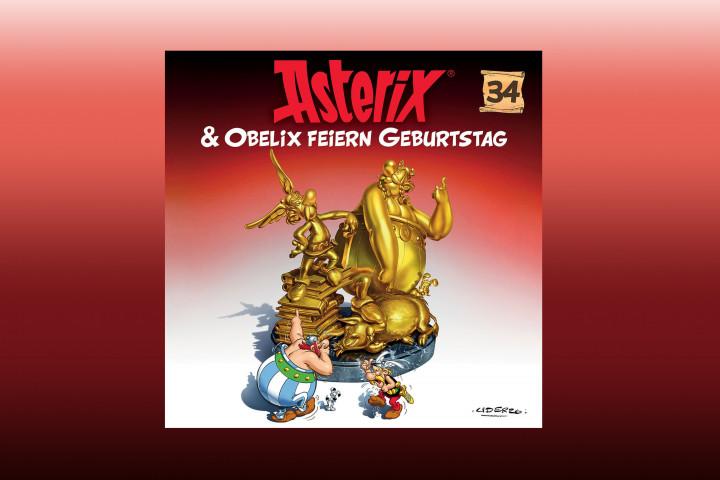 Asterix 34 Geburtstag Newsbild