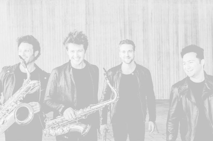 SIGNUM Saxophone Quartet Echoes