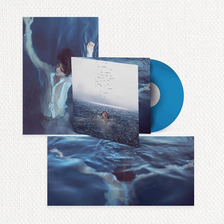 Wonder Blue Vinyl