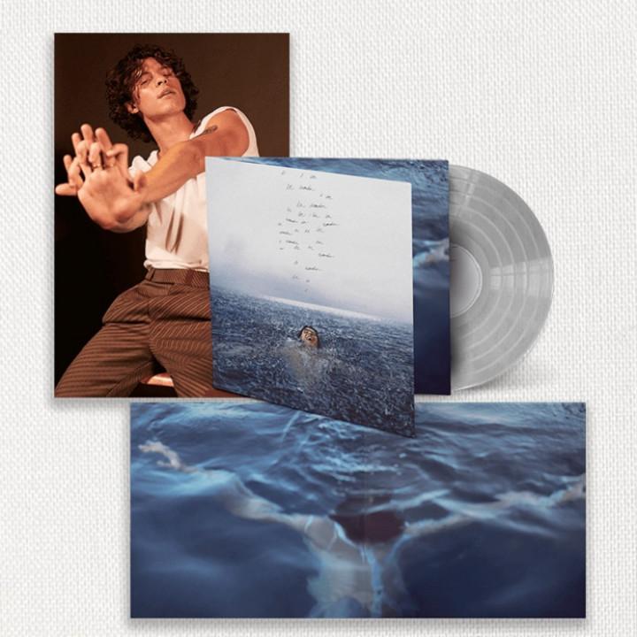 Wonder Vinyl Clear