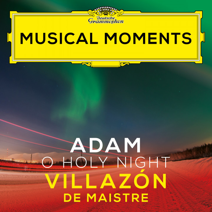 Adam - O Holy Night - Villazón - Xde Maistre