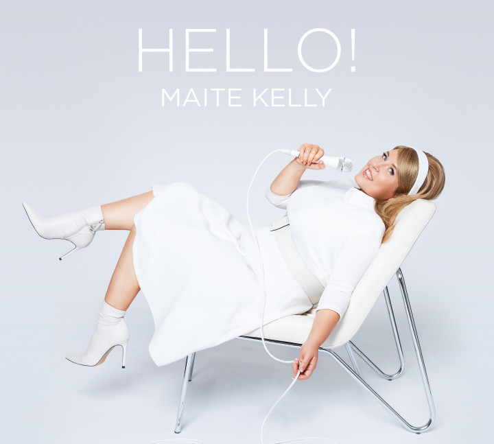 Maite Kelly- Hello - Digipak