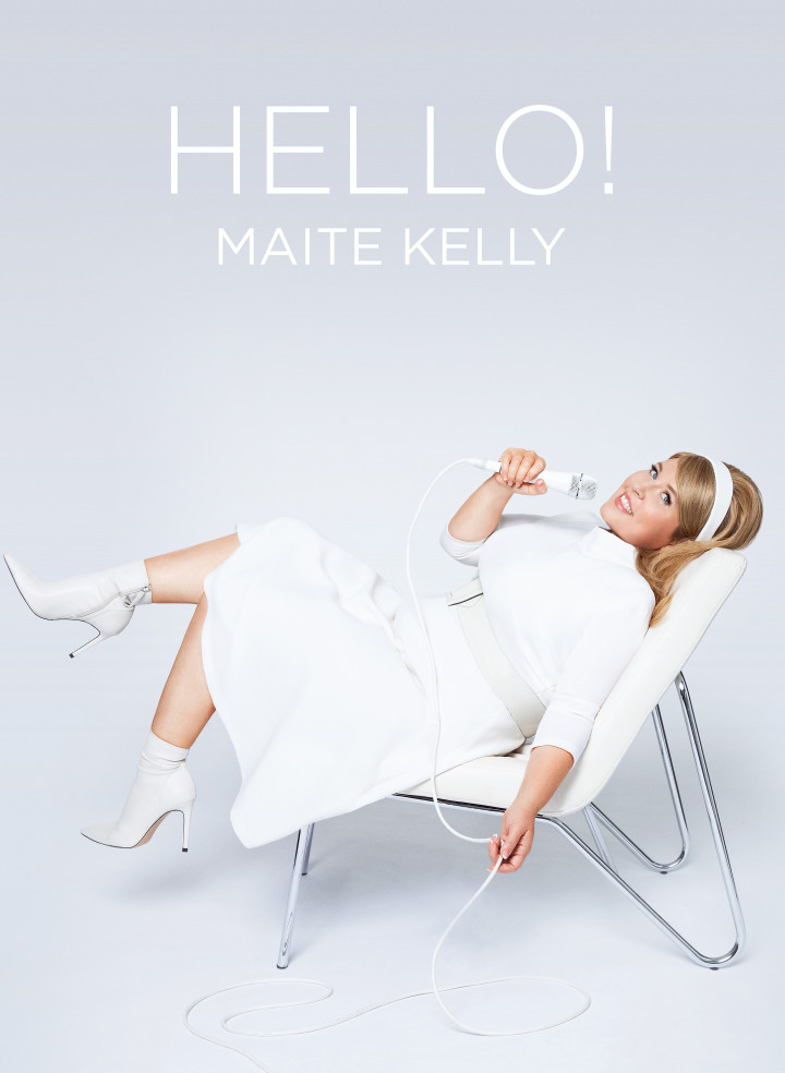 Maite Kelly - Hello - Fanbox