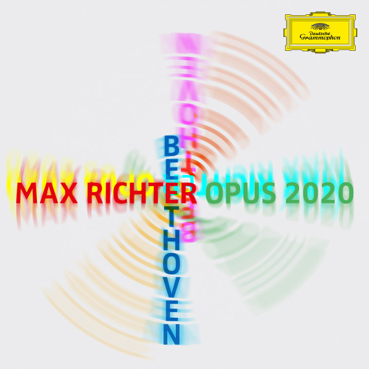 Max Richter - Opus 2020 Cover
