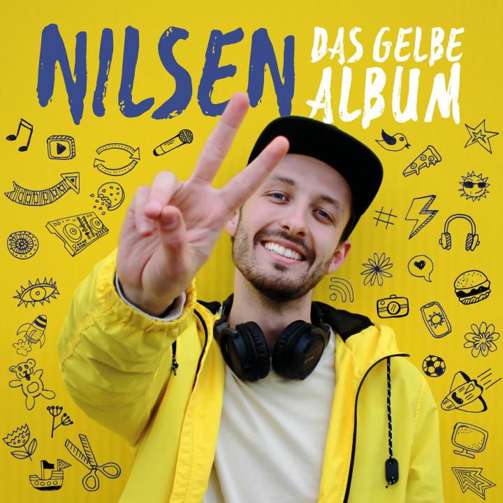 Nilsen Das Gelbe Album Cover