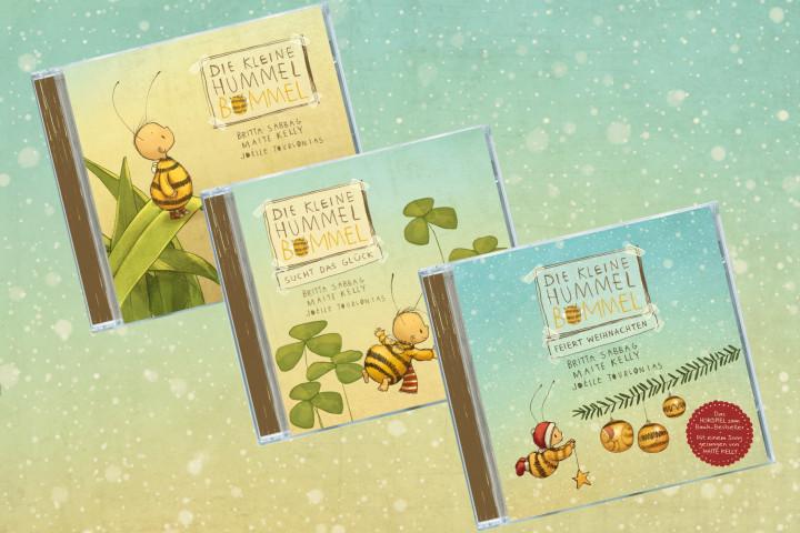 Die kleine Hummel Bommel - Newsbild