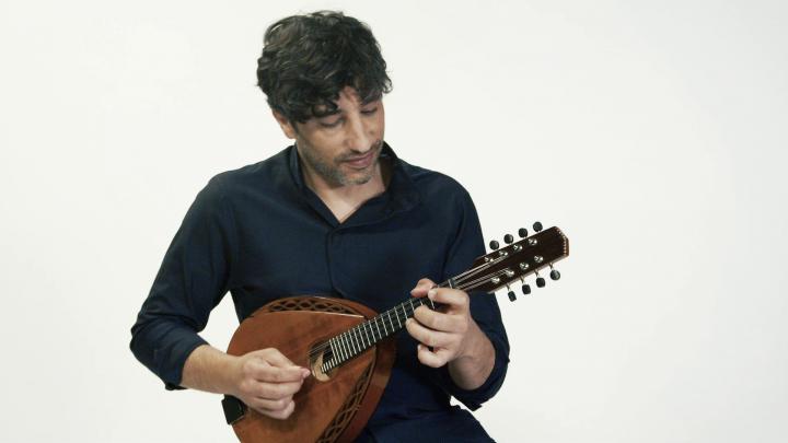 """Über das Albumkonzept von """"Art of the Mandolin"""""""
