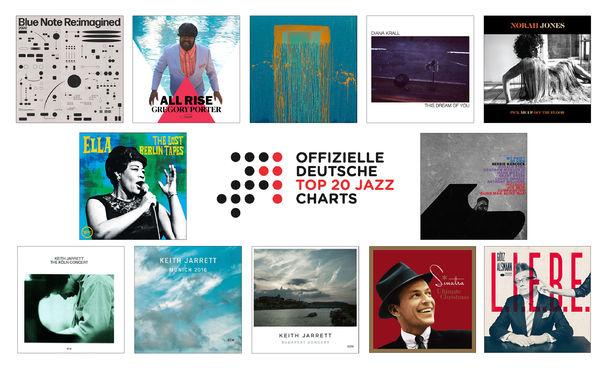 Jazz-Charts, Jazz-Charts November 2020