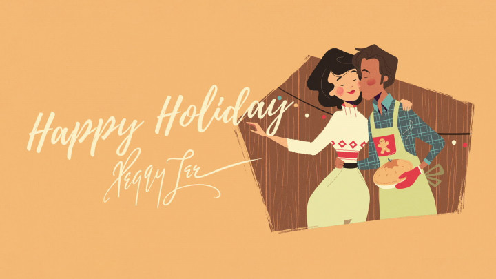 Peggy Lee - Happy Holiday