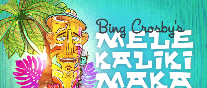 Bing Crosby feat. The Andrews Sisters  - Mele Kalikimaka