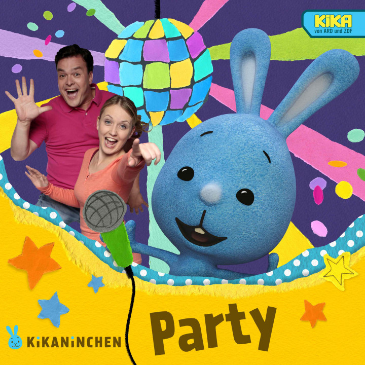 Kikaninchen Party Single Cover