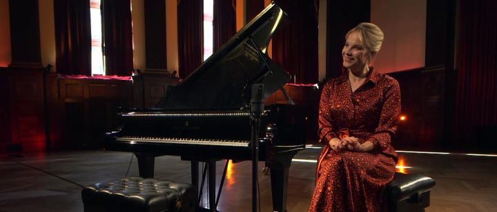 Über die Verbindung zwischen Brahms und Schumann