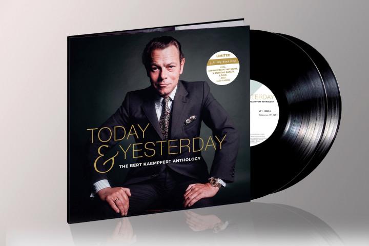 Today & Yesterday - The Bert Kaempfert Anthology (LP)