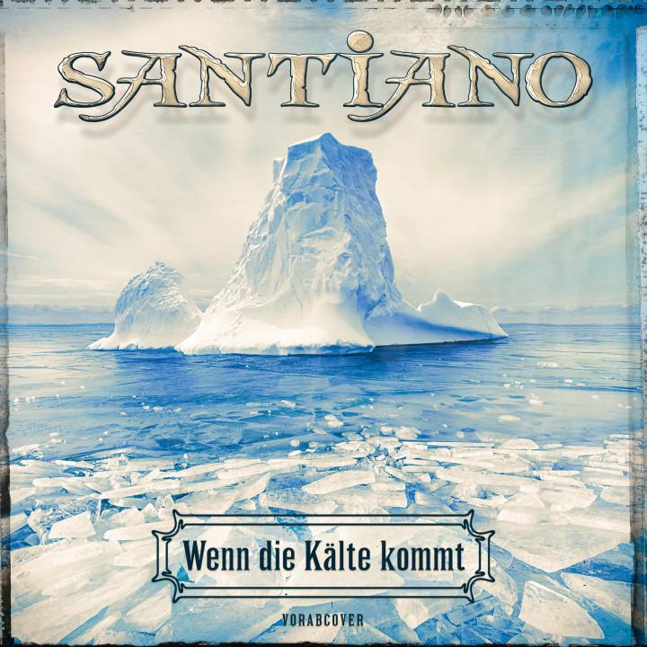 Santiano - Wenn die Kälte kommt - VORAB-COVER