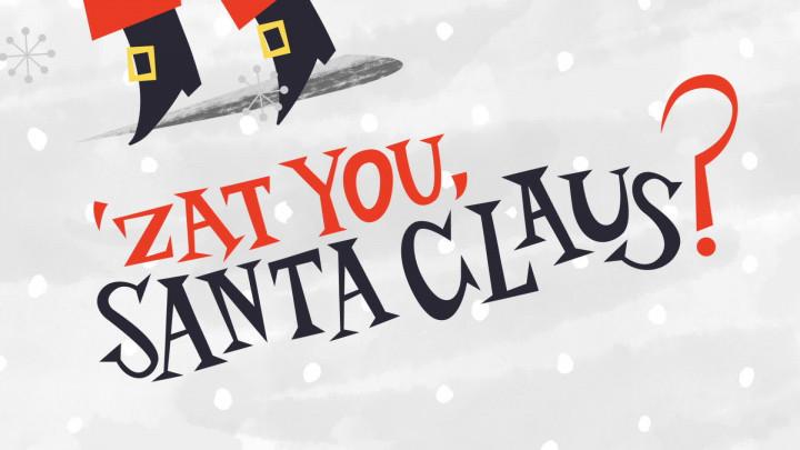 Louis Armstrong , The Commanders - 'Zat You Santa Claus?