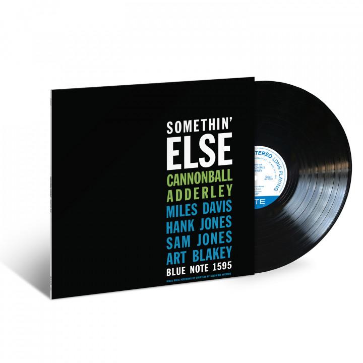 Somethin'  Else (Blue Note Classic Vinyl)