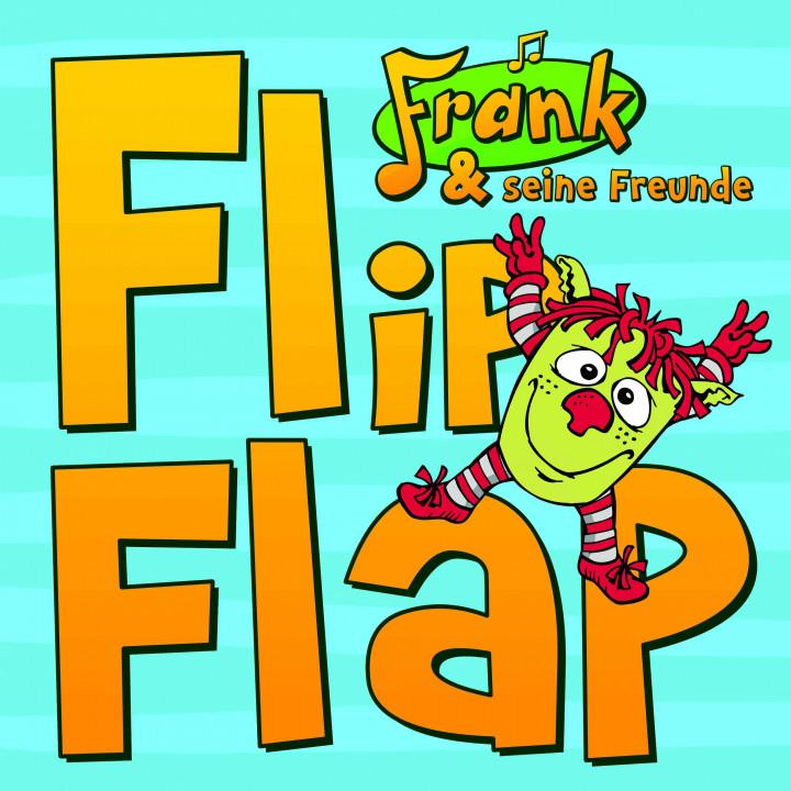 Frank und seine Freunde Flip Flap Cover