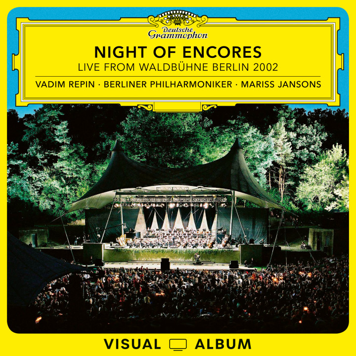 Night Of Encores Live from Waldbühne Berlin 2002 EV cover