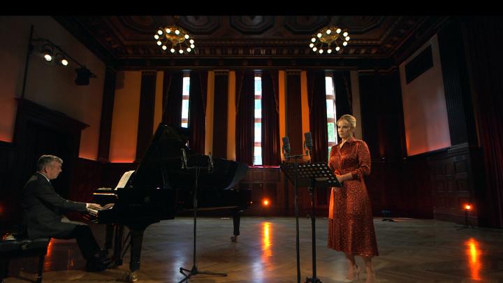 """Elīna Garanča & Malcolm Martineau – Beethoven: Zärtliche Liebe, WoO 123 """"Ich liebe dich"""""""