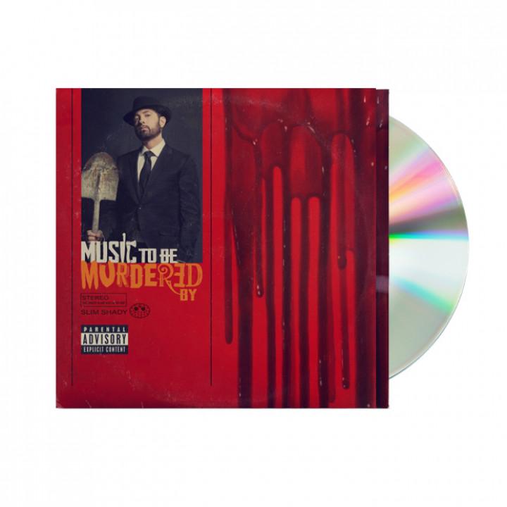 Eminem - MTBM - CD