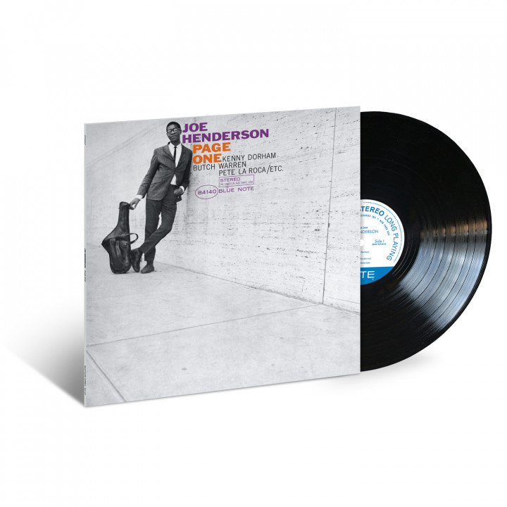 Joe Henderson - Page One (Tone Poet Vinyl)