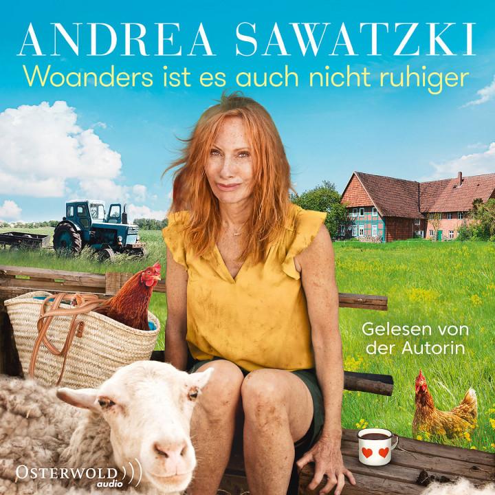 Sawatzki: Woanders ist es auch nicht ruhiger