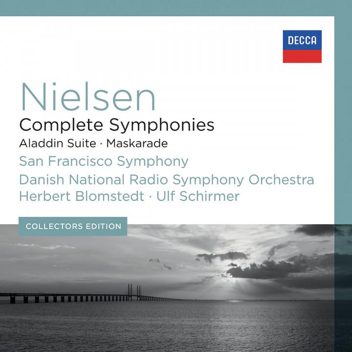 Nielsen: Complete Symphonies; Aladdin Suite; Maskarade