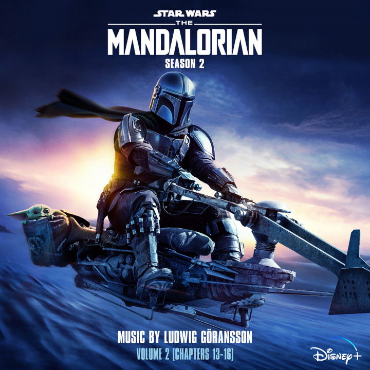 Mandalorian Season 2 volume 2 cover