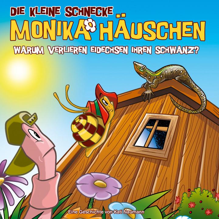 Die kleine Schnecke Monika Häuschen 59 cover