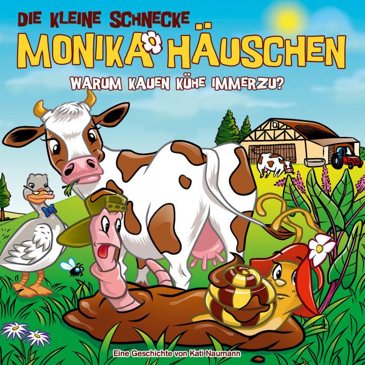 60: Warum kauen Kühe immerzu?