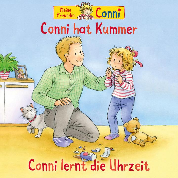 64: Conni hat Kummer / Conni lernt die Uhrzeit