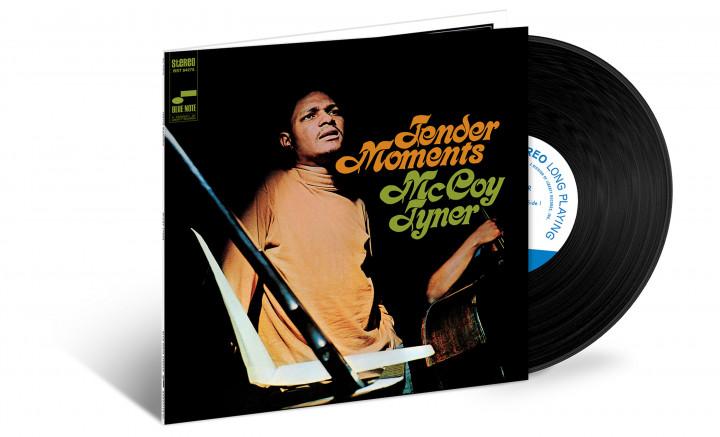 """JazzEcho-Plattenteller: Tone Poet Vinyl Series - McCoy Tyner """"Tender Moments"""""""