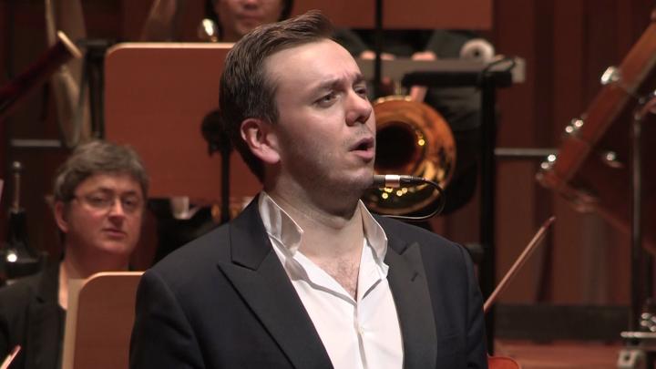 """Massenet: Werther """"Pourquoi me réveiller"""" (Live aus der Opéra National de Bordeaux)"""