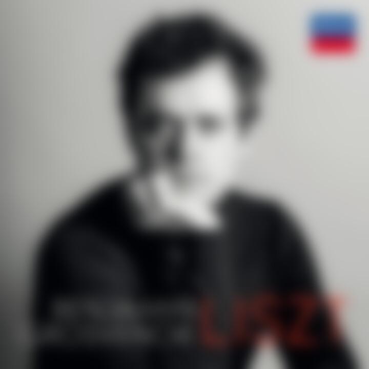 Benjamin Grosvenor Liszt Cover