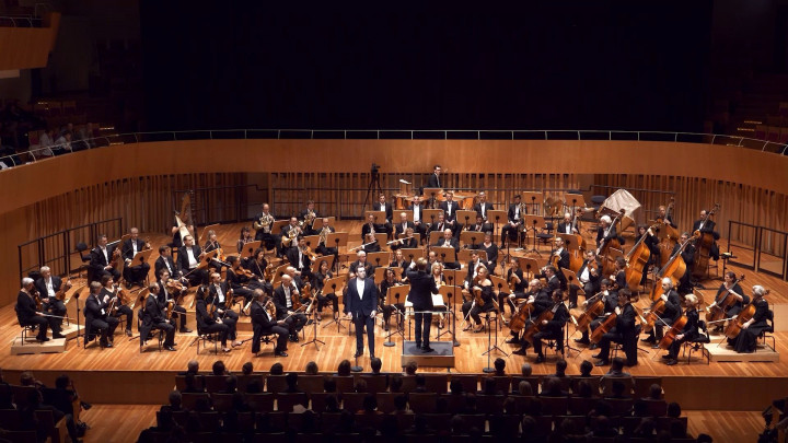 """Gounod: Romeo et Juliette """"Ah Leve toi soleil"""" (Live aus der Opéra National de Bordeaux)"""