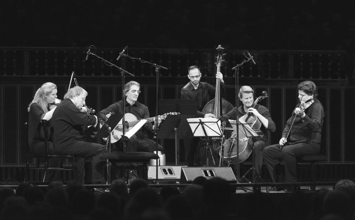 Keller Quartet / Ferenc Snétberger