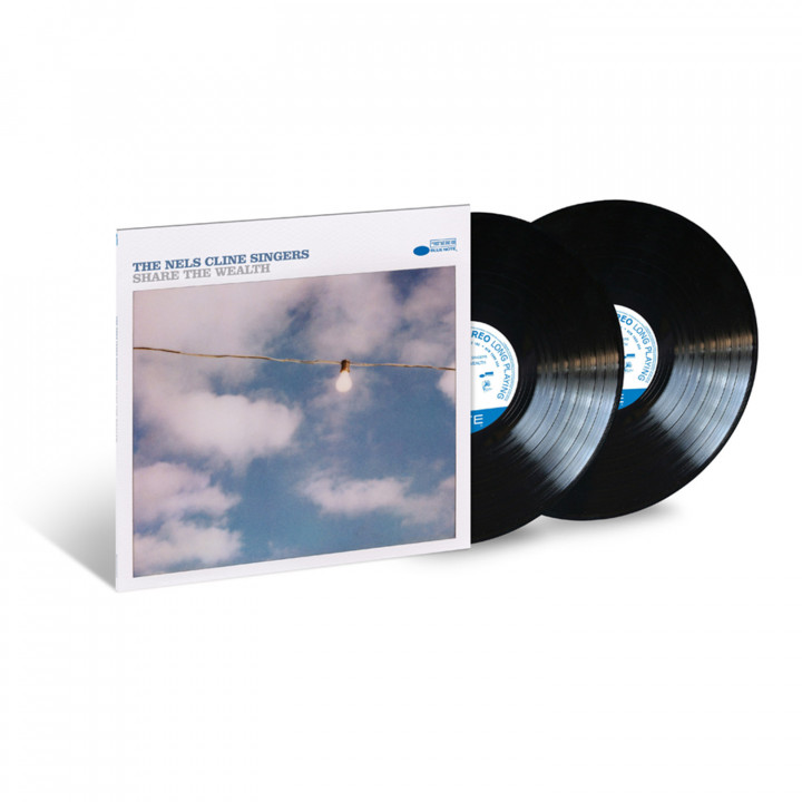 The Nels Cline Singers - Share The Wealth (LP Packshot)