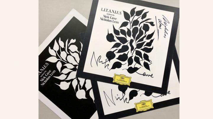 L.I.T.A.N.I.E.S. - Nick Cave & Nicholas Lens