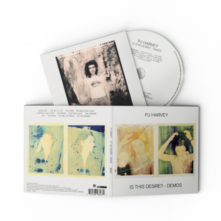 PJ Harvey Is This Desire Demos CD