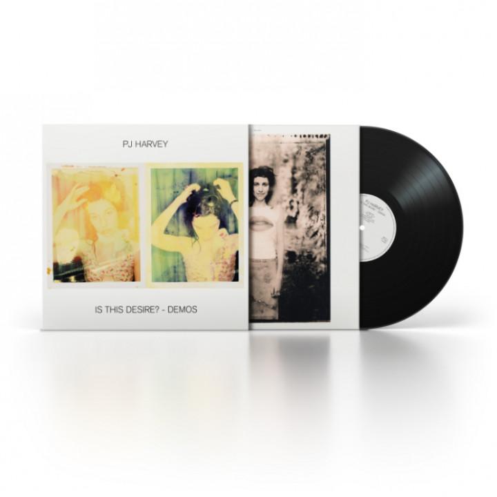 PJ Harvey Is This Desire Demos LP