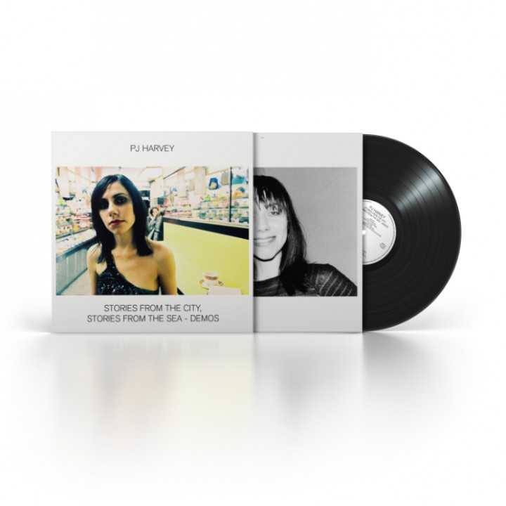 PJ Harvey Stories From The City Stories From The Sea Demos LP