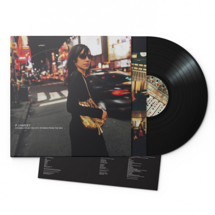 PJ Harvey Stories From The City Stories From The Sea LP