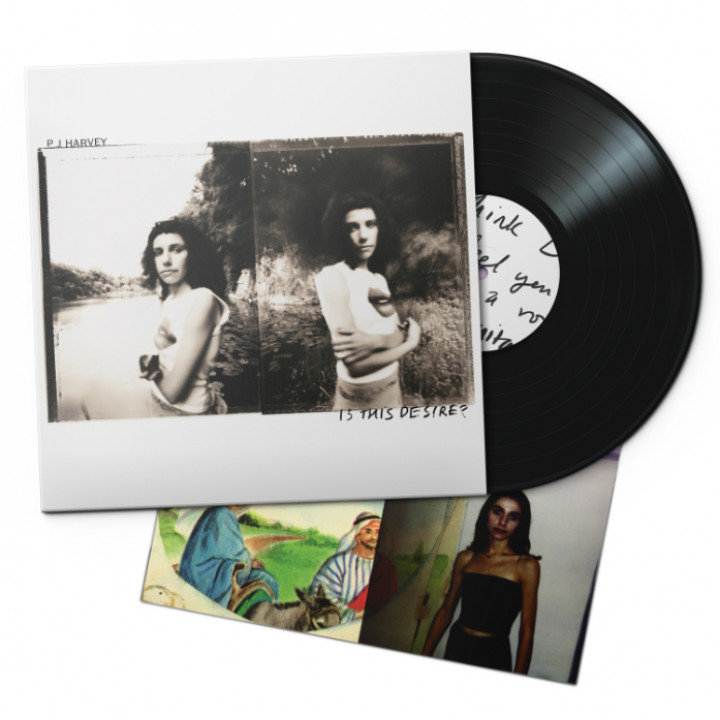 PJ Harvey Is This Desire? LP