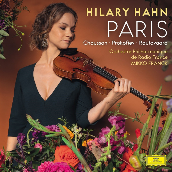 Hilary Hahn, Paris
