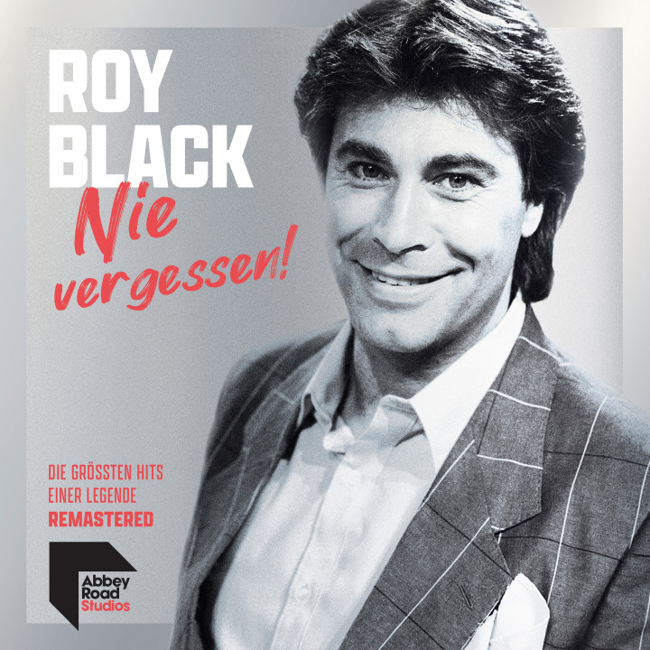 Roy Black - Nie vergessen! - Cover