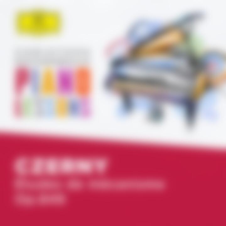Christoph Eschenbach - Czerny: 30 Etudes de Mécanisme eAlbum Cover