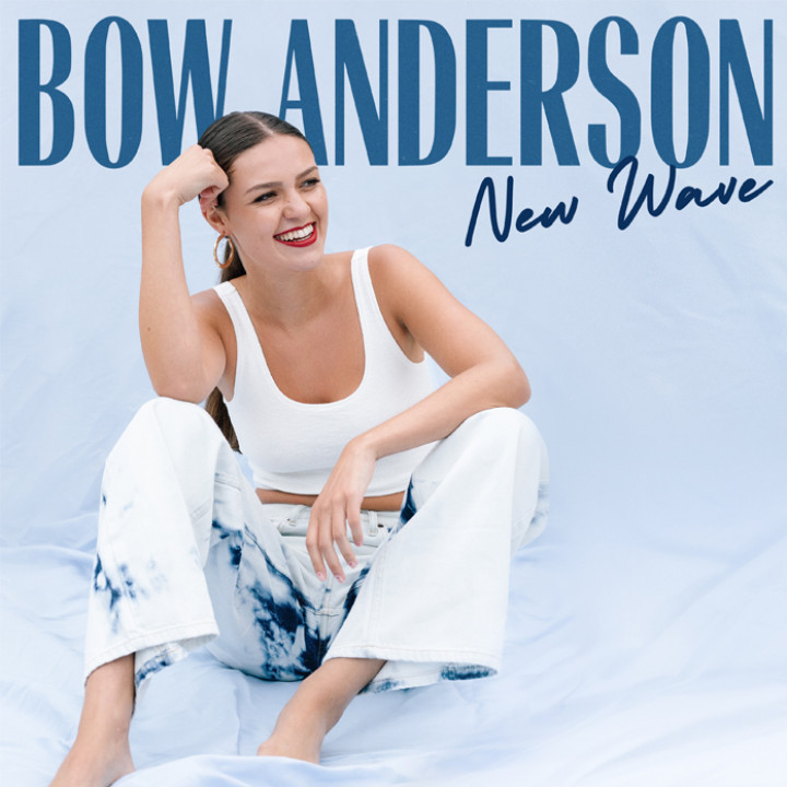 Bow Anderson - New Wave EP