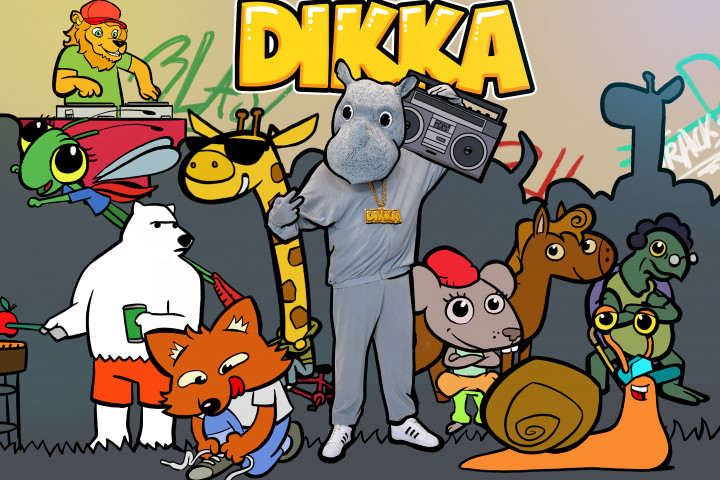 DIKKA Album newsbild