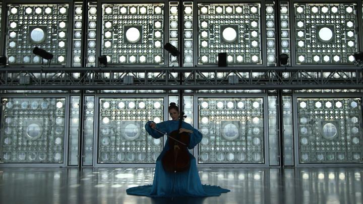 Ravel: Deux mélodies hébraïques, 1. Kaddisch (Aus dem L'Institut du Monde Arabe)